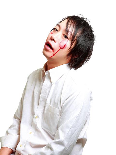 SHANTI総支配人 桜伎智久 ハロウィン仕様