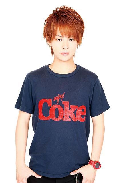 SAPPHIREホスト 千秋 紺Tシャツ