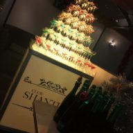 SHANTI シャンパンタワー