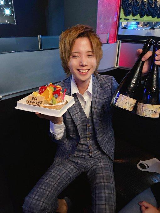 真桜シャンパン&ケーキ